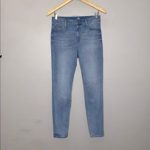 Old Navy Skinny High Rise 24/7 Sculpt Jeans 8